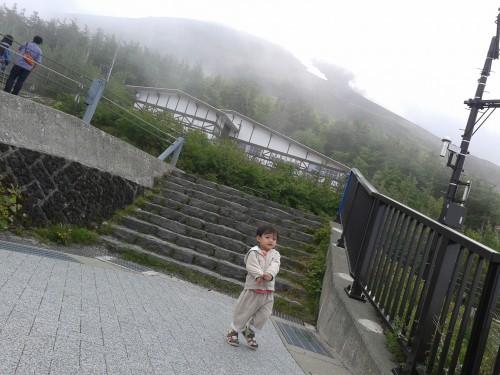 ภูเขาไฟฟูจิ level 5