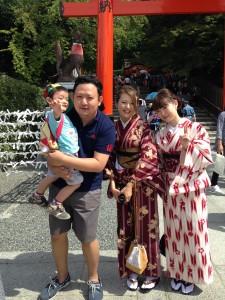 ศาลเจ้าฟูชิมิ อินาริ (Fushimi Inari Shrine)