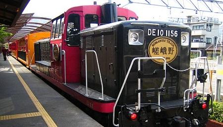 sagano-railway