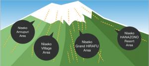 map niseko